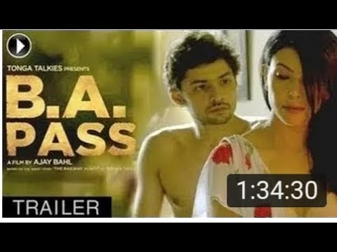 Download BA Pass Full Movie HD 1080p   Bollywood Full B Grade Movie HD