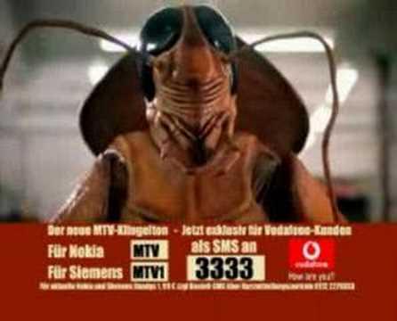 ringtone de la cucaracha de mtv