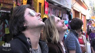 [Day 6] Carl Barât Tour Diary 2011 @ Gin In Teacups - Paris
