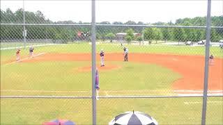 9 inning's. Dizzy Dean Baseball, District Playoffs. Bowdon vs Villa Rica Baseball 6.17.18