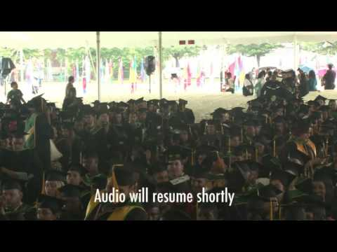 Bronx Community College 56th Commencement Exercises and Inve