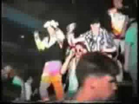 Nicky Dungeons - Lets Go Back !! Acid House