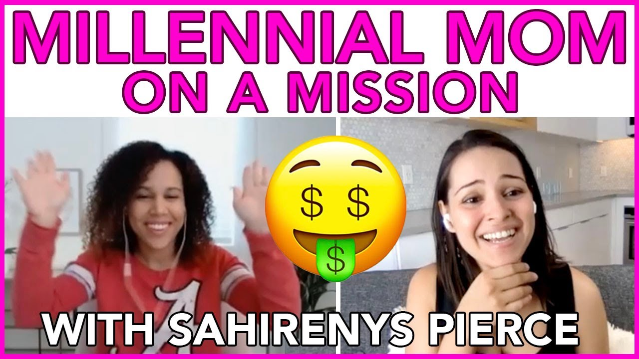 Millennial Mom On A Mission with Sahirenys from Poised Finance | MIND YOUR MONEY with MissBeHelpful