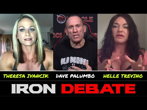 MERGE WOMEN'S BODYBUILDING & WOMEN'S PHYSIQUE? Iron Debate