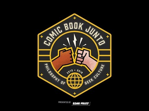 Comic Book Junto #006: White Gods of Egypt