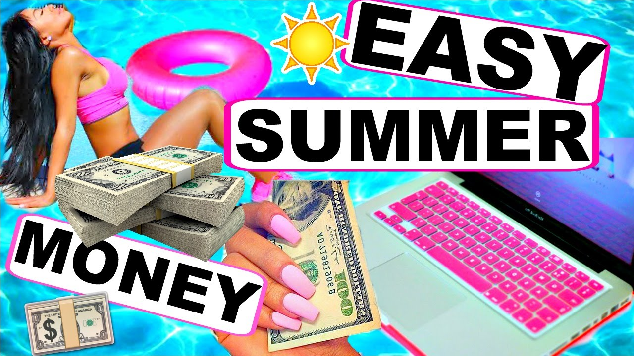 how to make some quick easy money