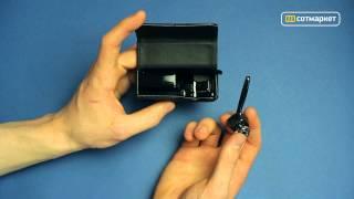 Видео обзор Bluetooth гарнитуры Plantronics Discovery 975 от Сотмаркета