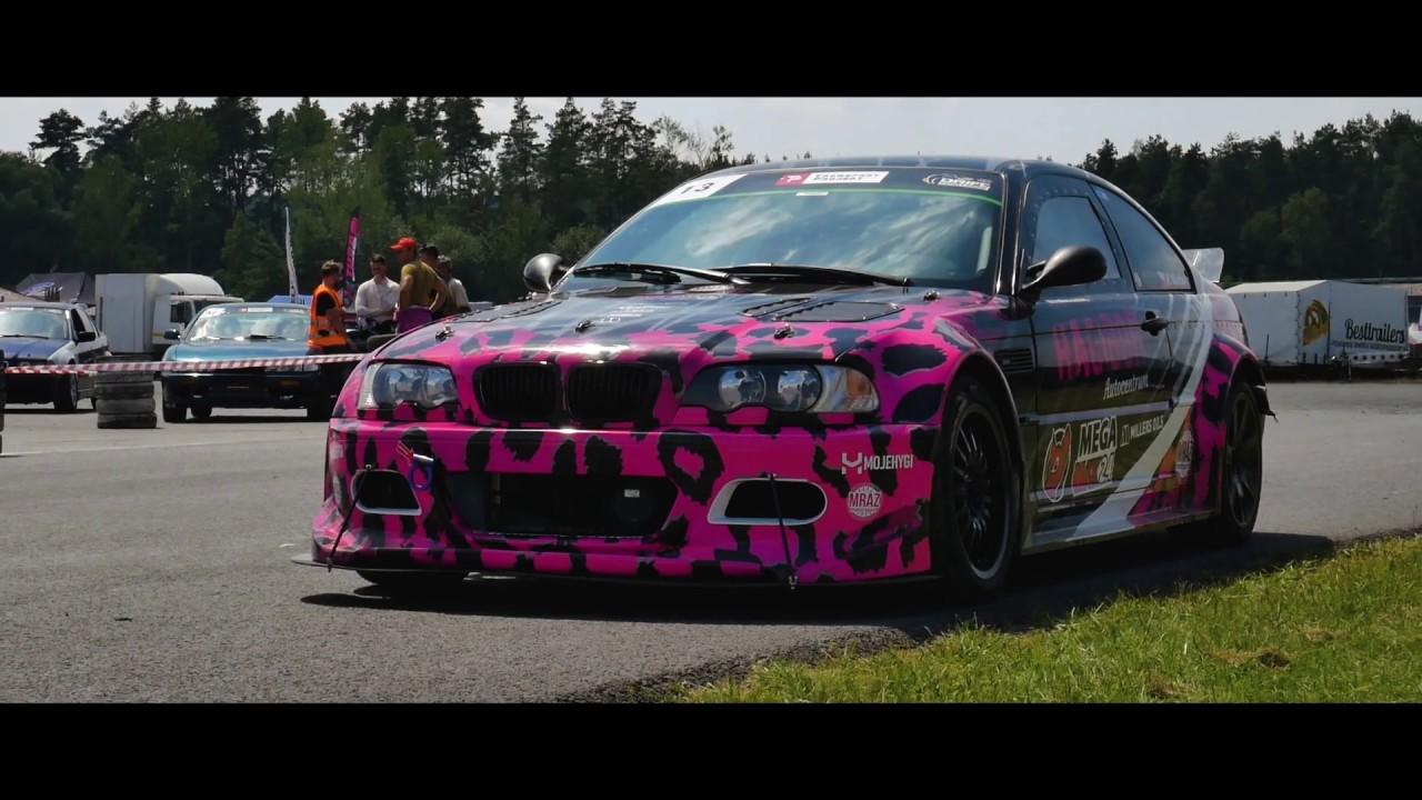 Pink Drift Team   RD3   Sosnová 2019