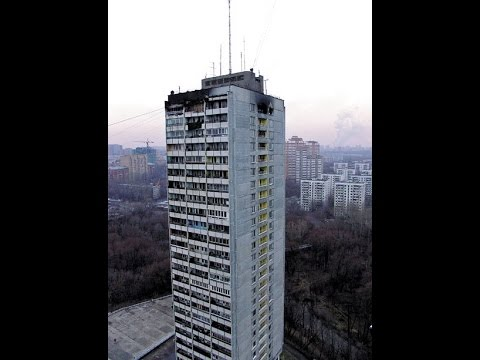 МЧС 25 этаж