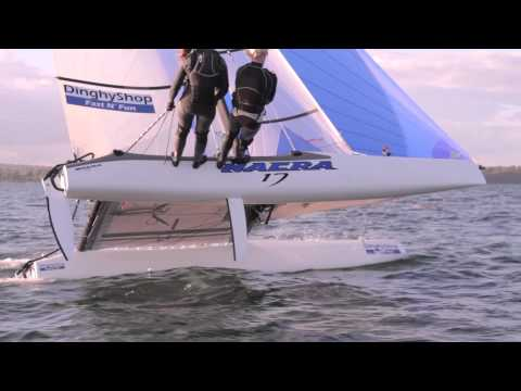 Extreme sports team (Official video premiere) Danish Nacra Sailing