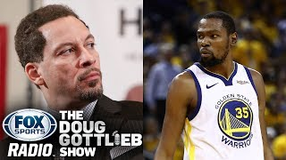 NBA - Kevin Durant Responds to Chris Broussard