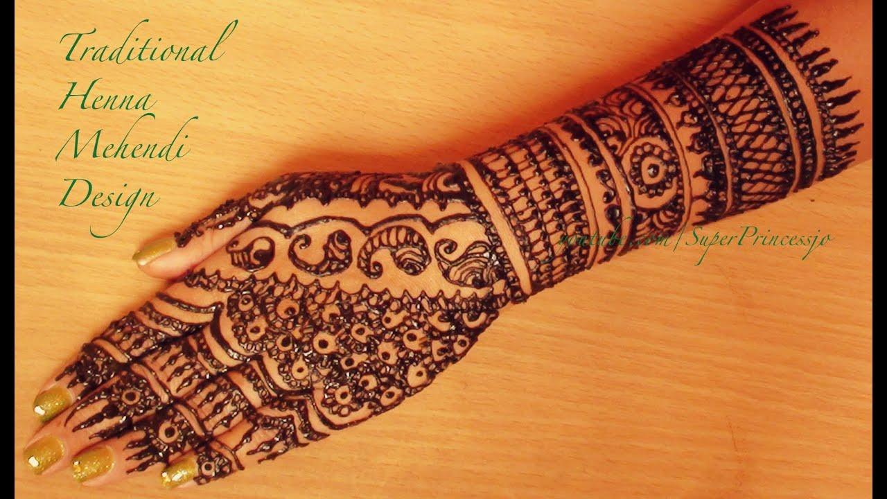 Mehndi Henna Wedding : Henna design bridal mehndi mehendi superprincessjo