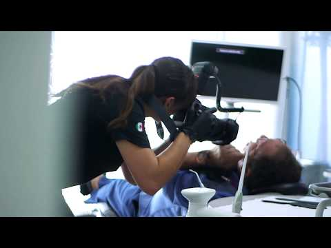 Inside Dental Design Studio Cancun