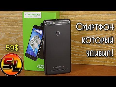 Leagoo KIICAA Power полный обзор автономного ультрабюджетника! review