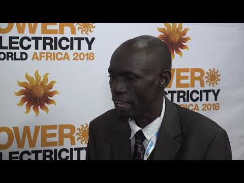 Power & Electricity World Africa 2018 interview with Mohamed Rwiza