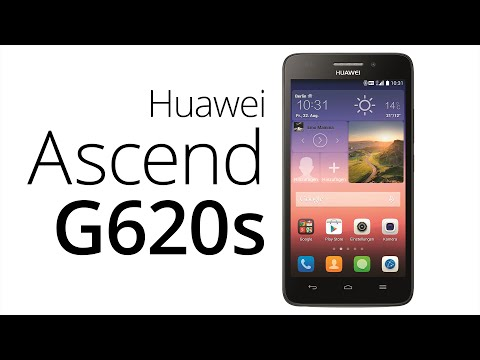 Huawei Ascend G620s (recenze)