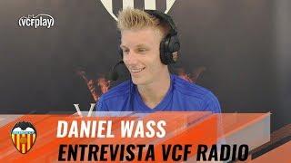 DANIEL WASS: 'ME HE ENCONTRADO UN VESTUARIO MUY FUERTE'