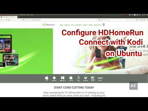 LINUX HDHOMERUN DRIVERS PC