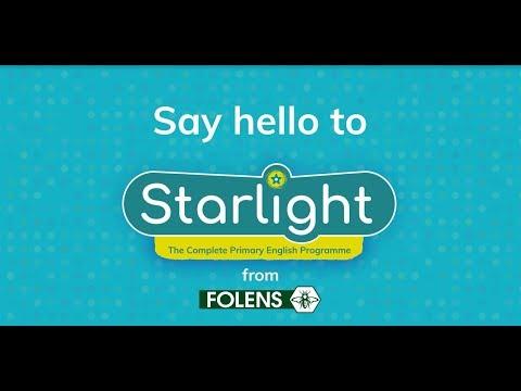 Starlight – Folens NEW core Primary English programme