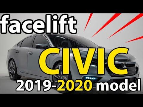 No HYBRID? Honda New CIVIC 2019 2020 Profile ( ホンダ・シビック Shibikku) Sedan Sport Si Hatchback R Turbo