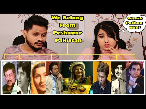 Bollywood stars admire that they are from Peshawar, Pakistan | Indian Reaction By Krishna Views