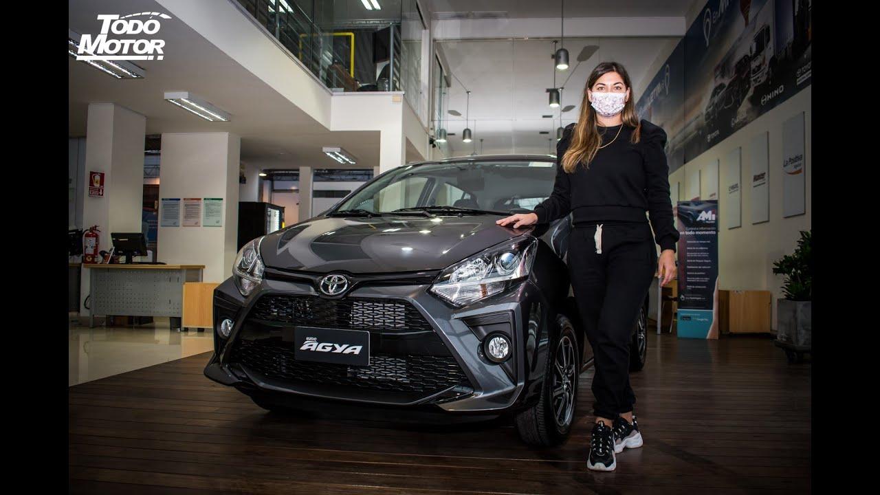 Toyota Agya 2021 - Lanzamiento Perú
