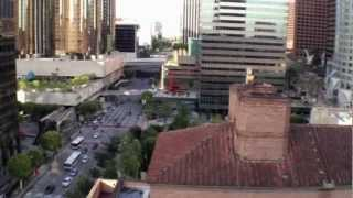 The Standard Hotel Rooftop Bar, Downtown Los Angeles (California, U.S.A)