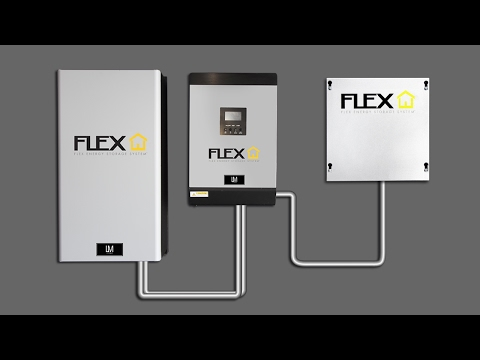 Emergency Battery Backup - FLEX Energy Storage System™