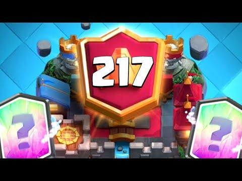 I CANT BELIEVE THIS | Clash Royale | Champions League Top 200 Push