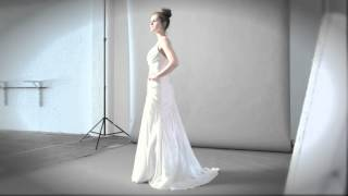 The Stephanie gown - Fiorenza 2012 Bridal collection