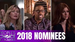 People's Choice Awards 2018 NOMINATIONS Full List