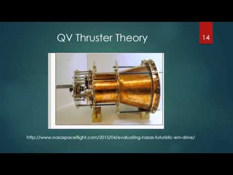 Advanced Propulsion Systems Presentation