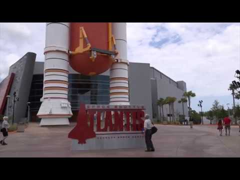 ATLANTIS  MUSEUM - KENNEDY SPACE CENTER