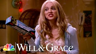 Madonna as Karen's Roommate, Liz - Will & Grace