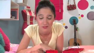Violetta  Il videoblog di Francesca #2