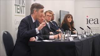 Jacob Rees-Mogg Destroying Socialism