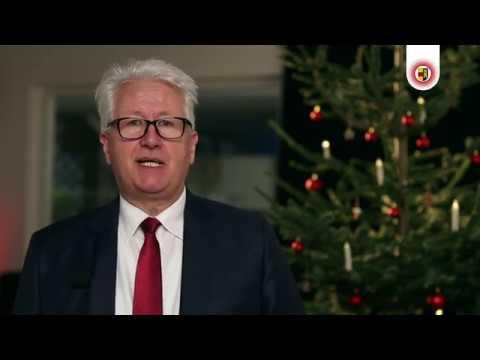 Weihnachtsansprache von Landrat Thomas Reinhardt 2017