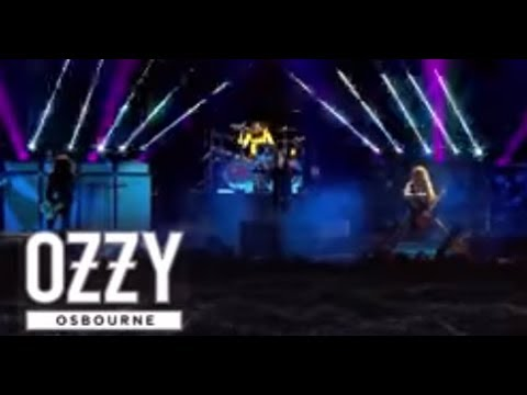 Ozzy Osbourne rescheduled 4 dates of his North American 'No More Tours 2'