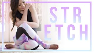 Total Body Stretch (At Home Exercise Routine to Improve Flexibility)