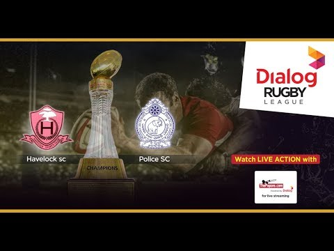 Havelock SC vs Police SC – Dialog Rugby League 2017/18