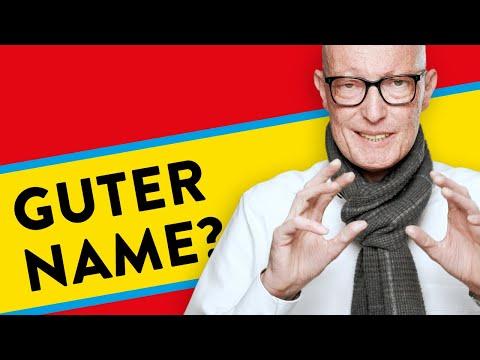 3 Möglichkeiten, Wie Du Den Besten Firmennamen Findest - SELDERS.TV