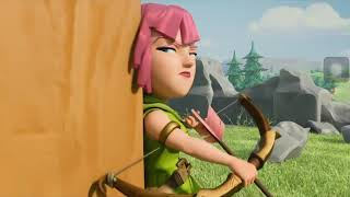 Clash OF Clans: Ride of the Hog Rides [Official TV Commercial]