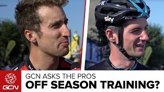What Do You Do In The Off Season? GCN Asks The Pro Peloton