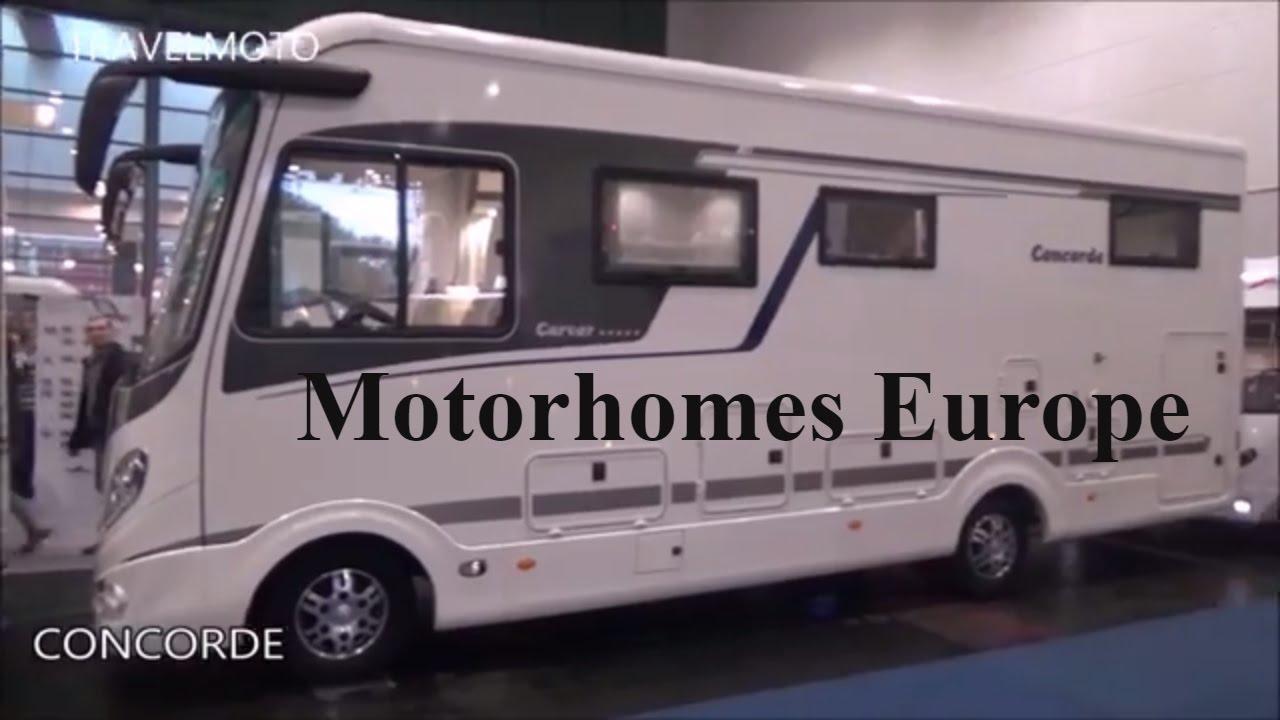 672547c7759c6f The European big Motorhomes 2017 - YouTube