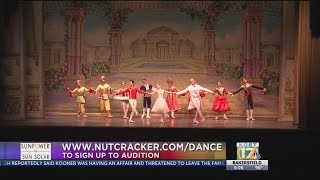 'Nutcracker' ballet dancer auditions