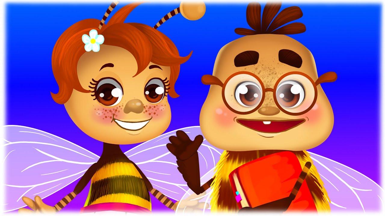 Download BULBUŞOARÃ BULÃ - Cântece de Copii în Limba Română Şi Desene Animate - Cu Dragoste Pentru Copii