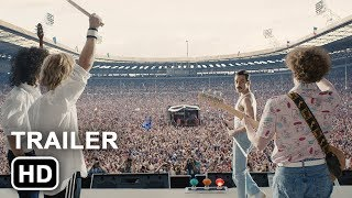 Bohemian Rhapsody Teaser Trailer (2018) | Mike Myers, Rami Malek, Joseph Mazzello