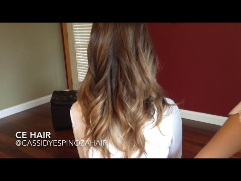 How to use Wella Toners T18, T11, and T10 on balayage hair including before and after | CE Hair