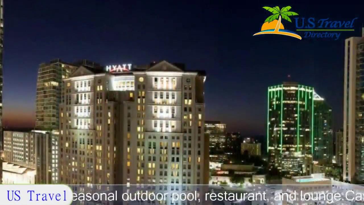 Grand Hyatt Atlanta In Buckhead Hotels Georgia