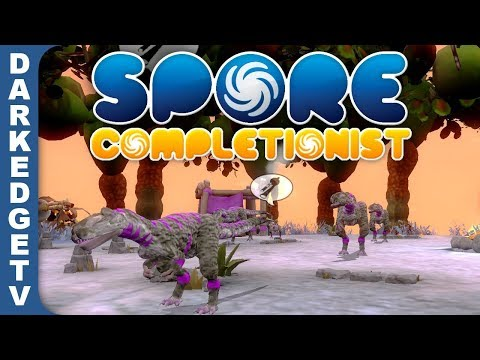 Spore Completionist LP - Temporary Tribal Alliances [S3E06]